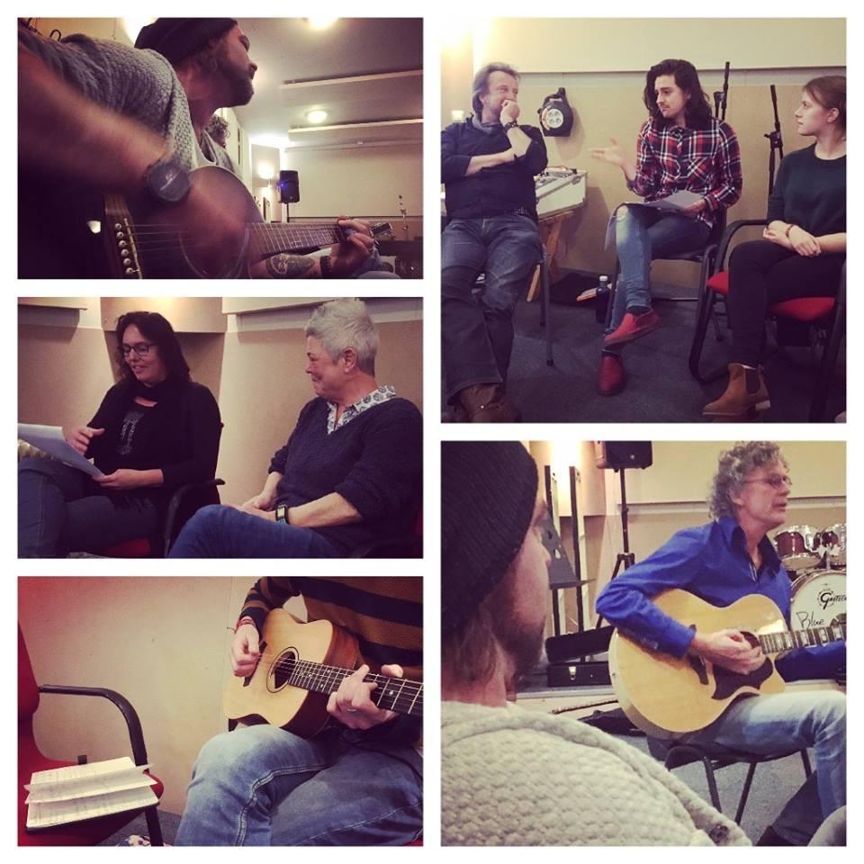 Songwriterschool workshop