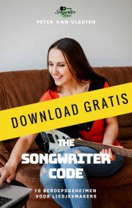 Gratis e-book The Songwriter Code